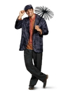 Disguise 66114D Mary PoppinsBert Deluxe Adult Costume - XL 42-46