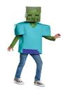 Disguise 67678G MinecraftZombie Classic Child Costume - L 10-12