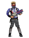 Disguise 19080L Overwatch Soldier 76 Classic Muscle Child Costume - S 4-6