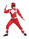 Disguise 67405G Power Rangers - Mighty MorphinRed Ranger Classic Muscle Child Costume - L 10-12