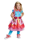 Disguise 79685L Sunny DaySunny Deluxe Child Costume - L 4-6x