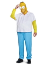Disguise 67444D The SimpsonsHomer Deluxe Adult Costume - XL 42-46