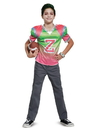 Disguise 17041G Z-O-M-B-I-E-S Zed Football Jersey Classic Child Costume - L 10-12