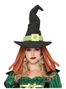 Funky Fresh HAT-BLWI Black Witch Adult Hat - One Size
