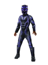 Rubies 276705 Marvel: Black Panther Movie Super Deluxe Boys Ligh