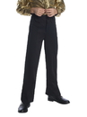 Charades CH01992CS Boys Black Disco Pants S
