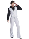Charades CH03677M Mens Disco King Costume M