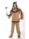 Forum 64783 Mens Native American Brave Costume STD