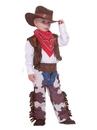 Forum 80235 Boys Cowboy Costume MEDIUM