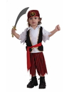 Forum 66995 Toddler Lil'Pirate Boy Costume TODD