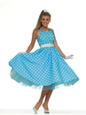 Forum 73964 Womens 50'S Prom Dress Costume SMALL