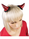 Forum 75149 Red Devil Horn Barrettes NS