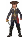 Forum 77151 Boys Captain Cutlass Pirate Costume L