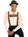 Forum 77643 Lederhosen Suspenders NS