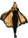 Forum 78388 Womens Monarch Butterfly Cape STD