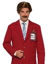Forum 79647 Anchorman Wig & Moustache NS