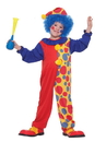 Forum 80228 Baby Clown Costume INFANT