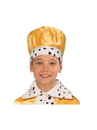 Forum 80257 Gold Kids King Crown NS