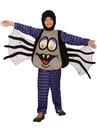Forum 80525 Baby Wiggle Eyes-Spider Costume TODDLER