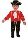 Forum 80785 Baby Captain Cutie Costume TODDLER
