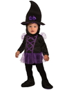 Forum 80789 Baby Kiddie Witch Costume TODDLER