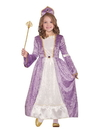 Forum 80915 Girls Princess Peyton Purple Costume MEDIUM