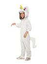 Forum 81193 Girls Unicorn Jumpsuit Costume LARGE