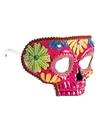 Forum Novelties 277689 Day Of The Dead Pink Mask