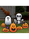 BuySeasons 277733 Halloween Lawn Set (6 Piece Set)