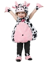 Princess Paradise PP40596/12M Toddler Pink Belly Cow Costume 6/12M