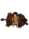 Princess Paradise PP40640/3M Baby Swaddle Wings Caveman Costume 0/3M