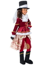 Princess Paradise PP4329S(6) Girls Colonial Equestrienne Costume S - 6