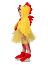 Princess Paradise PP434112/18M Toddler Premium Princess Chicken Costume 12/18M