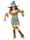 Princess Paradise PP4412M(8) Girls Selena The Scarecrow Costume M - 8