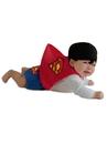 Princess Paradise 46200/3M Toddler Superman Diaper Cover Set Costume 0/3M