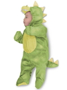 BuySeasons PP46803/6M Baby Sleepy Green Dino Costume