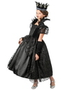Princess Paradise PP4721L(10) Girls Dark Princess Costume L - 10
