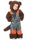 Princess Paradise 606218M/2T Marvel Toddler Rocket Raccoon Costume 18M/2T