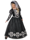 Princess Paradise PP6163S(6) Girls Bride Of The Dead Costume S - 6
