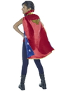 Rubies 36096 Girls Wonder Woman Deluxe Cape OS