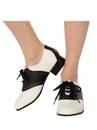 Rubies 278385 Adult Womens Saddle Shoe 8