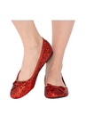 Rubies 20010210 Adult Red Glitter Shoe 10