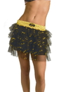 Rubies 35076 Womens Sexy Batgirl Sequin Skirt Costume STD