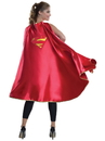 Rubies 36445NS Adult Deluxe Supergirl Cape NS