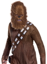 Rubies 38225NS Star Wars Classic Adult Chewbacca Mask With Fur NS