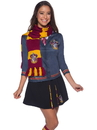 Rubies 39033O/S The Wizarding World Of Harry Potter Gryffindor Deluxe Scarf O/S