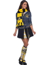 Rubies 39035O/S The Wizarding World Of Harry Potter Hufflepuff Deluxe Scarf O/S