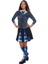 Rubies 39044O/S The Wizarding World Of Harry Potter Womens Ravenclaw Skirt O/S