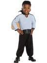 Rubies 5105122T Star Wars Classic Toddler Lando Calrissian Costume 2T