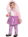 Rubies 510520TODD Baby Pink Bunny Costume TODD